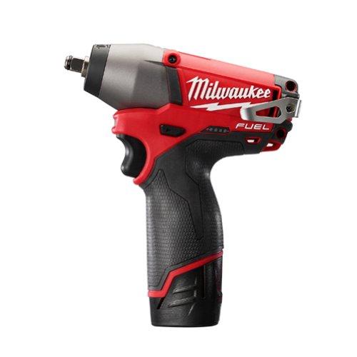 "41h25lwIMHL-1 Milwaukee 2454-22 M12 FUEL 3/8"" Impact Wrench Kit"