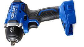 Kobalt Impact Wrench: 24V Max Volt 3/8-in Cordless