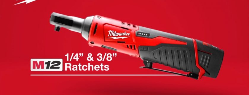 Milwaukee M12 Cordless ratchet wrench review