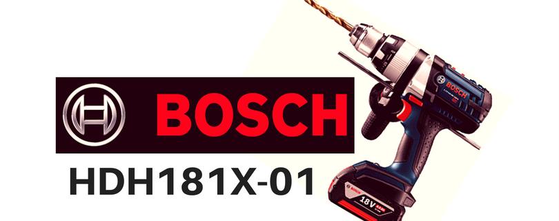 Bosch HDH181X-01 Review