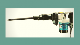 Makita HM1211B 20-Pound Demolition Hammer Review