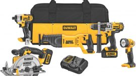 DeWalt DCK590L2 5-Tool Combo Kit Review