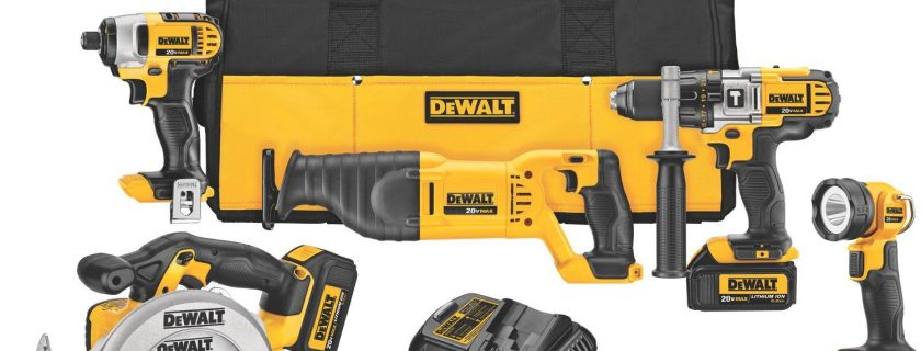 dewalt-dck590l2 5-tool combo kit review