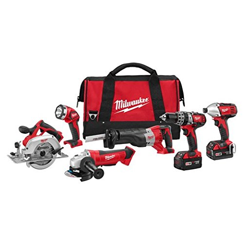 41q2B8zRjZCL Milwaukee M18 Cordless Combo Kit Review