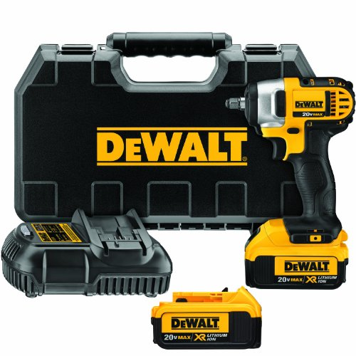 51WMUqfnnmL DEWALT DCF883B 3/8 Cordless Impact Wrench Review